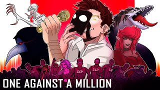 \One Against A Million\ - Detective Void SCP Music Video ♪