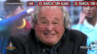 😱D'ALESSANDRO deja SIN PALABRAS a PEDREROL con su discurso sobre el BARÇA