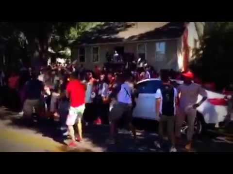FAMU Alpha's Frat House Homecoming 2015