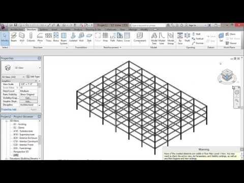 Autodesk Revit Beginner Tutorial Part 1 Basic Use Doovi