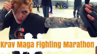 Gambar cover Krav Maga Fighting Marathon KMG Italia