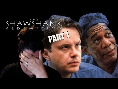 Download THE SHAWSHANK REDEMPTION (1994)   MOVIE REACTION   FIRST TIME WATCHING!!! (PART 1)