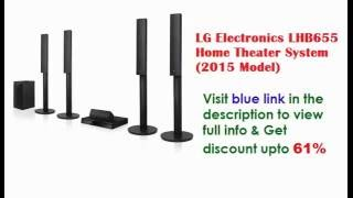 Hot DEAL LG Electronics LHB655 Home Theater System 2015 Model