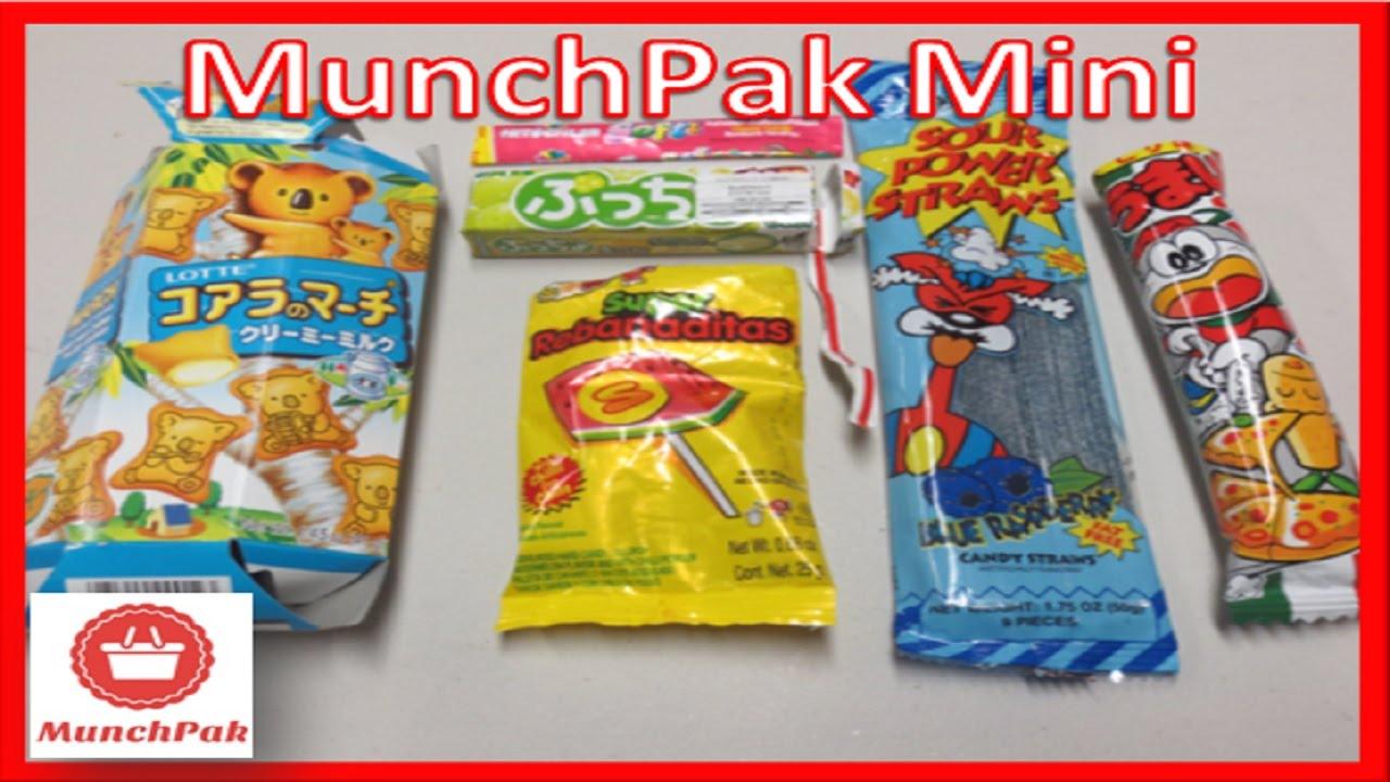 Munchpak coupon code