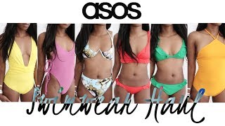 ASOS HAUL | SWIMWEAR HAUL | SUMMER HOLIDAY LOOKBOOK | Style With Substance