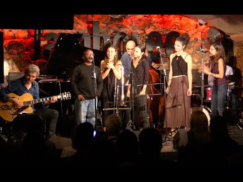 «How High the Moon»  Joan Chamorro presenta la magia de la veu con Kenny Washington