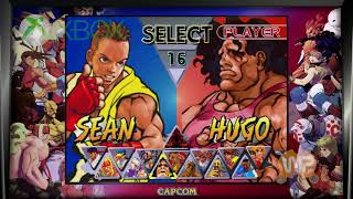 Street Fighter 30th Anniversary Collection [Switch/PS4/XOne/PC] Xbox One Gameplay Trailer