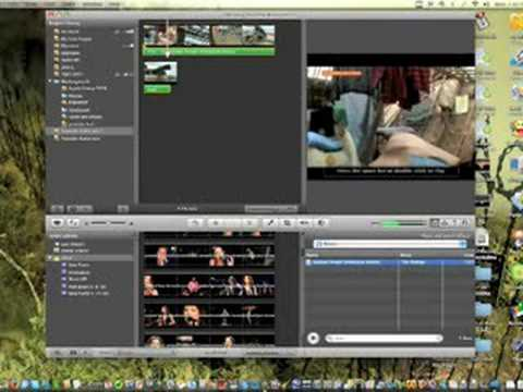 how to cut audio on imovie