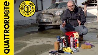 Tutorial: Come vendere un'auto usata lavata come nuova