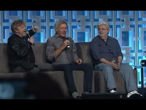 Thumbnail: 40 Years of Star Wars Panel Full - Star Wars Celebration 2017 Orlando