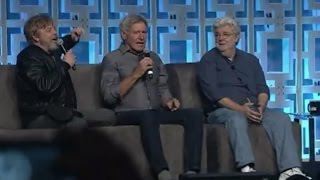 40 Years of Star Wars Panel Full - Star Wars Celebration 2017 Orlando