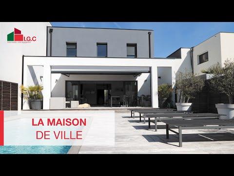 Elegant Une Maison De Ville Moderne