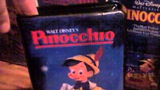 Comparison Video of 10 Different Versions of Pinocchio