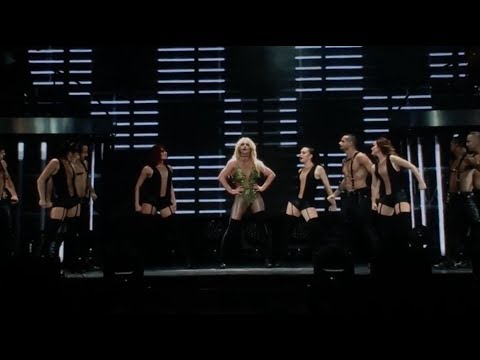 Britney Spears - Break the Ice (Britney: Live In Concert live from Taipei, Taiwan) [Screener]