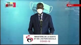 Situation de la covid-19 au Sénégal ce Mercredi 24 Juin 2020