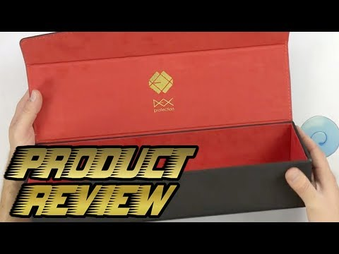 TCG Product Review - Dex Protection Deck Boxes