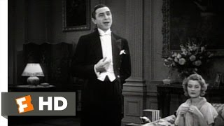 Dracula (7/10) Movie CLIP - Dracula and Mina (1931) HD