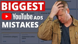 The Biggest YouTube Ads MISTAKES   Kyle Sulerud