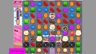 Candy Crush Saga Level 1283 NO BOOSTERS