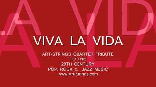 VIVA LA VIDA - Greatest Modern Wedding Recessional Song Instrumental Thumbnail