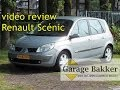 Video review Renault Scénic 2.0 16v Dynamique Luxe, 2004, 99-NZ-HV