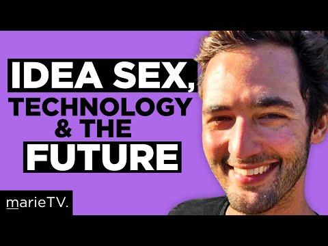 Jason Silva & Marie Forleo on Idea Sex, Technology & The Future