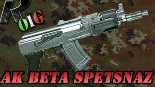 recensione ak47 beta spetsnaz golden bow jg softair