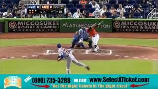 New York Mets Tickets - Call 800-735-3288 For The Best New York Mets Tickets