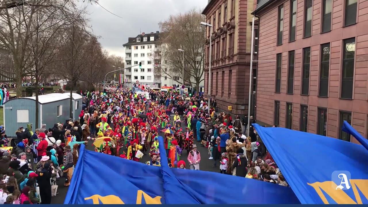 Mainzer Rosenmontagszug 2021