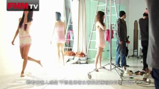 Repeat youtube video FHM 2010 三月號Cover Girl - 小白、小優、茵茵、寶咖咖
