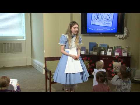 Alice in Wonderland Story Time