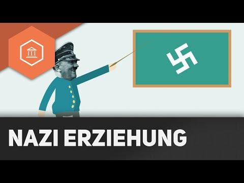 Nationalsozialistische Erziehung ab 1933 - Presse, Kultur und Erziehung im Nationalsozialismus 1