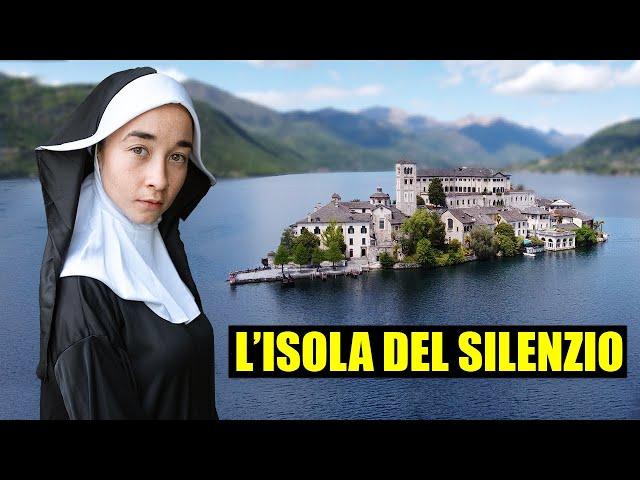 L'ISOLA dove VIVONO SOLO MONACHE di CLAUSURA- thepillow