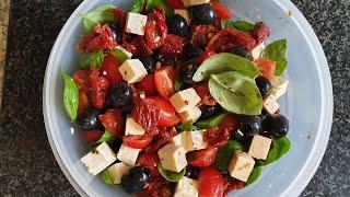 "Рецепты от мамы Натальи: Салат - ,, Греческий """
