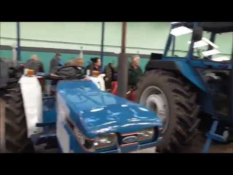 Shepton Mallet Auction And Tractor Show January 28 2017