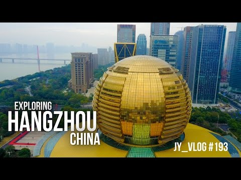 Exploring HANGZHOU China