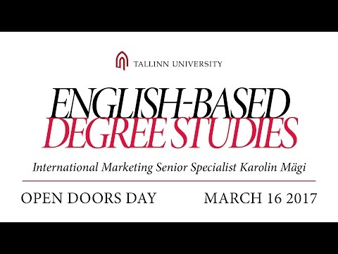 Info Session about Degree Studies