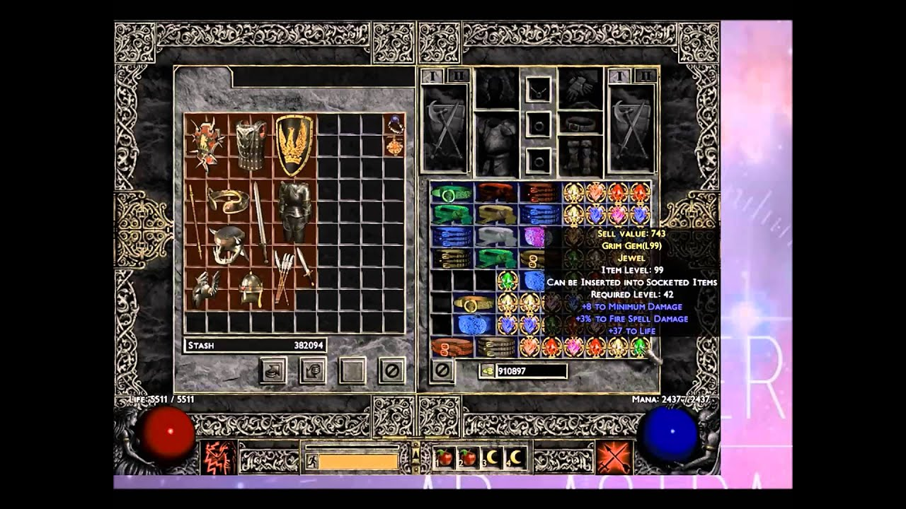 Diablo 2 gambling item level did george anthony have gambling problem