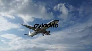 How to say airplane in Esperanto