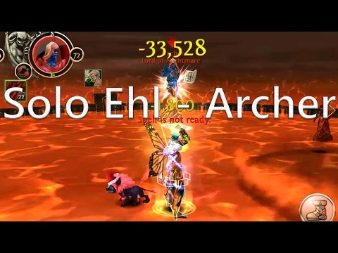 Order And Chaos Online Solo EHL - Archer