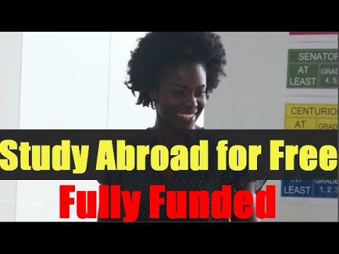 Top 10 Scholarships In The World To Study Abroad For Free Fully Funded