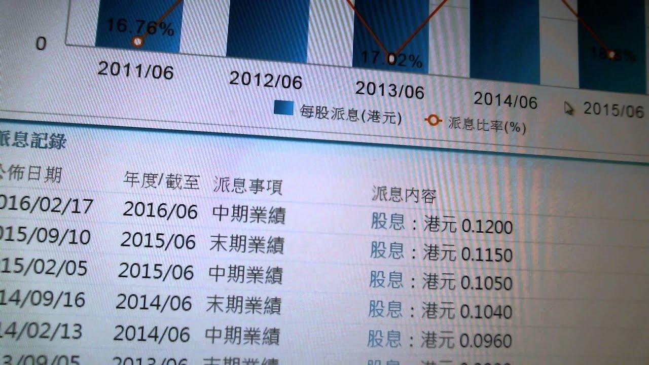 收息股推介 陽光房地產基金(#435) - YouTube