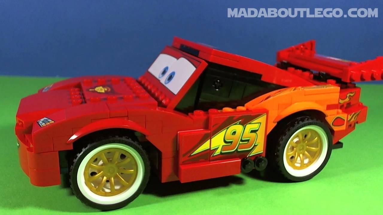 Lego Lightning Mcqueen 8484