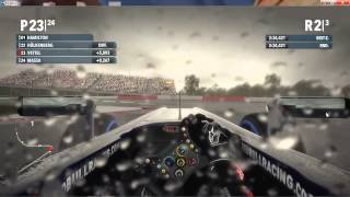 Formula 1 F1 2012 Gameplay-let`s Play #1 German