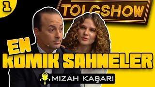 TOLGSHOW 18. Bölüm En Komik Sahneler - Mizah Kaşarı