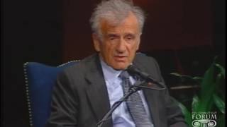 Elie Wiesel on the Danger of Indifference