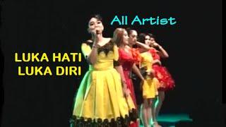 LUKA HATI LUKA DIRI-All Artis (memori2016)