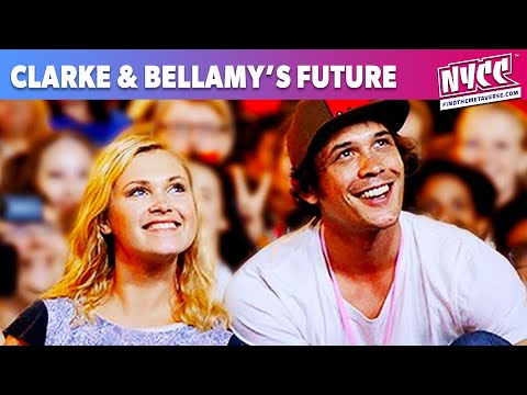 Eliza Taylor And Bob Morley Get Serious About Clarke And Bellamy In The Future
