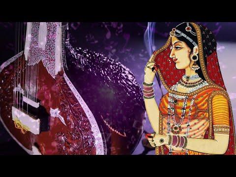 Healing Ragas    Rag Bageshwari Alap    Sitar Instrumental    B Sivaramakrishna Rao   