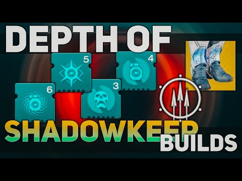 This is the Depth of Shadowkeep Builds (Nightstalker MAJOR Subclass Changes) | Destiny 2 Shadowkeep